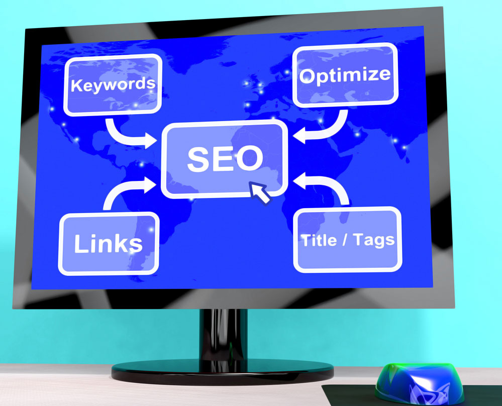 better seo ranking, backlinks, keywords, optimize, title tags